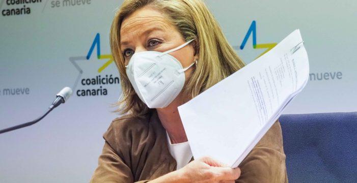 El dosier de Oramas para negar un trato de favor de CC a su familia