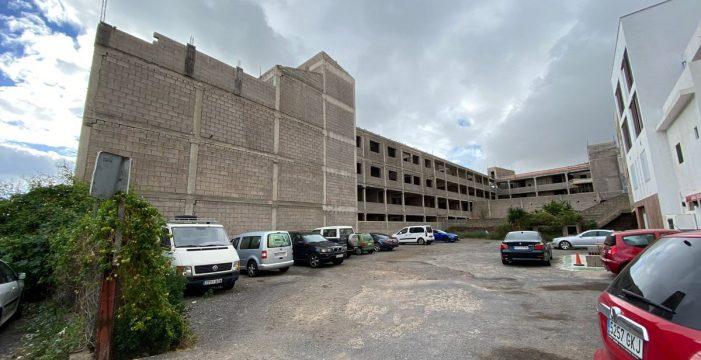 Güímar terminará el edificio Los Aguacates para dedicarlo a viviendas sociales