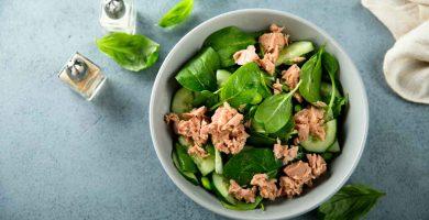 Cómo preparar mejores ensaladas sin usar lechuga