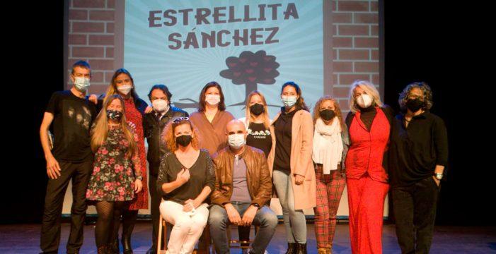 Valverde acoge el estreno de la obra 'El Extraño Caso de la Muerte de Estrellita Sánchez'