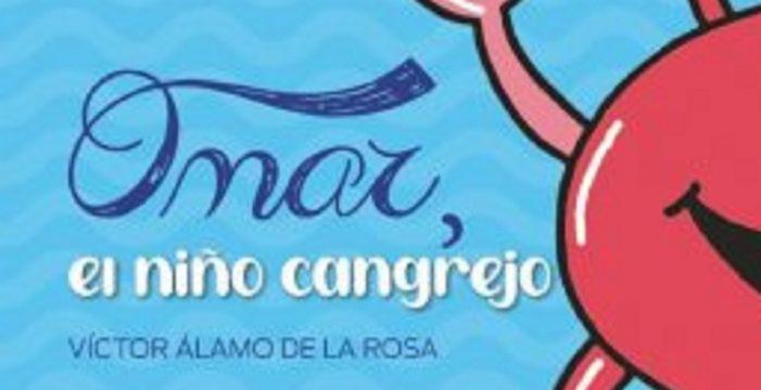 La editorial Siete Islas reedita la novela 'Omar, el niño cangrejo', del escritor herreño Víctor Álamo de la Rosa