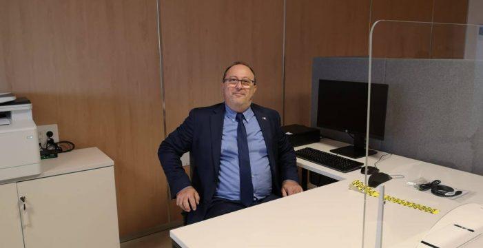 La nueva ventanilla consular de Italia en Arona ya tramita las solicitudes de pasaportes