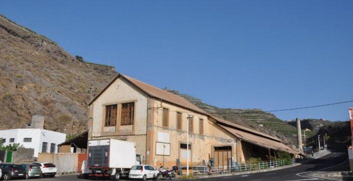 Tazacorte solicita que se declare el antiguo almacén de Yanes BIC