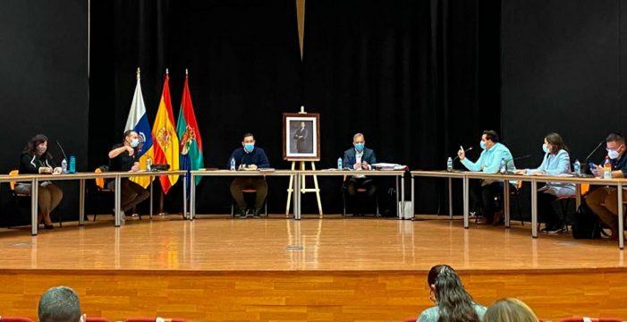 El Pleno, en Arona, que debatirá el pase de Mena al grupo de no adscritos será el 8 de marzo