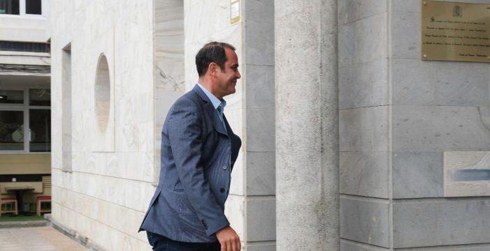 """Blas Acosta: """"La judicatura en Fuerteventura está podrida, está viciada"""""""