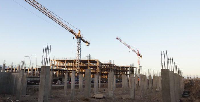 Viqueira podrá levantar el hotel de La Tejita, pero con 60 habitaciones menos