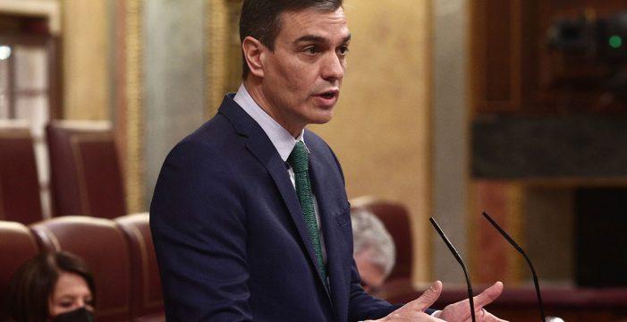 Sánchez anuncia 11.000 millones para turismo, hostelería y pequeño comercio