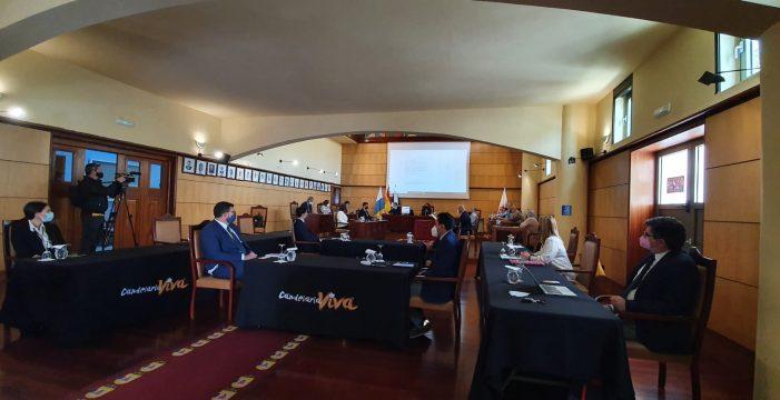 Candelaria se adhiere a la FEMP en la contratación de electricidad