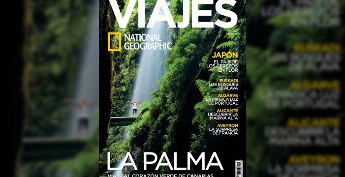 La Isla Bonita, por primera vez en la portada de National Geographic
