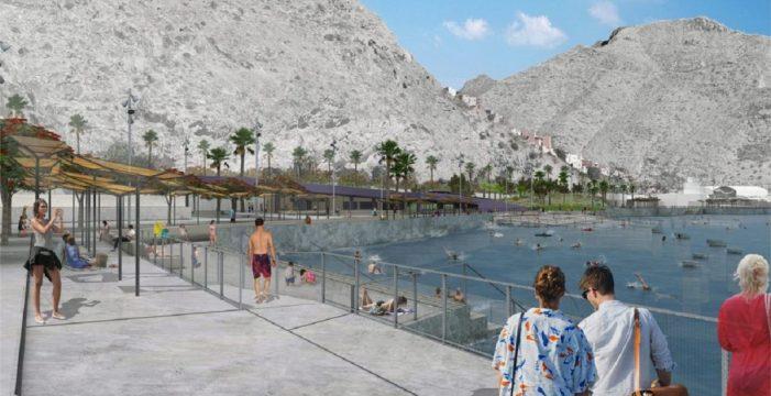 Dragados y Elfidio Pérez harán las obras de la playa de Valleseco