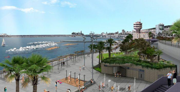 Puertos de Tenerife adjudica los trabajos de ordenación del frente litoral de Valleseco