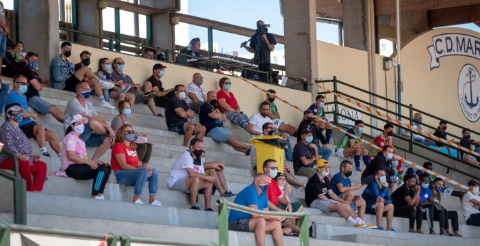 En Tenerife, de nuevo se jugará sin espectadores