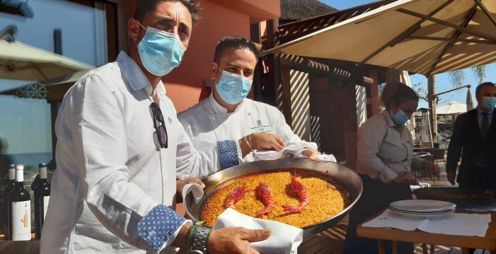 Sal y pimienta: El Mirador (Abama) recibe la Espiga de Oro al mejor restaurante de arroz artesanal
