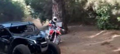 Investigan un presunto delito de amenazas de muerte por este vídeo en Santa Úrsula