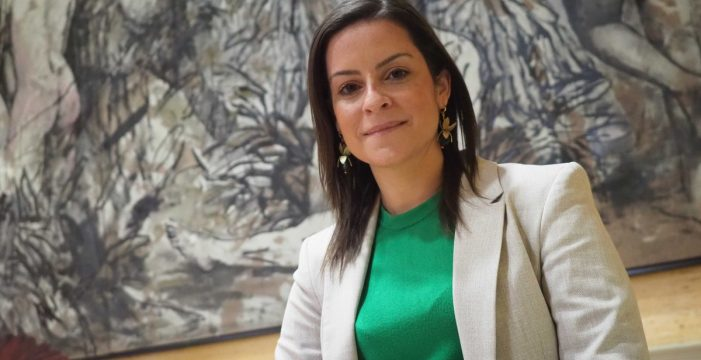 """Yaiza Castilla: """"Volvería a aceptar la Consejería de Turismo aún sabiendo lo que iba a pasar"""""""