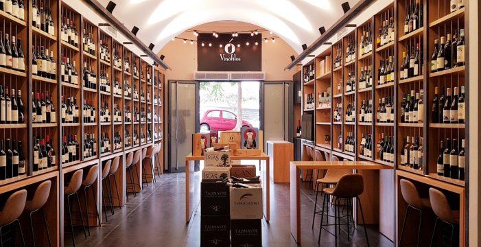 El club de los 1.300 vinos