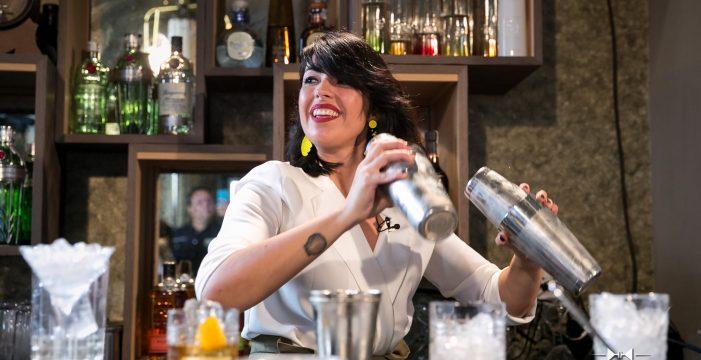Beatriz Pitti: una coctelera tinerfeña entre los 10 mejores de España