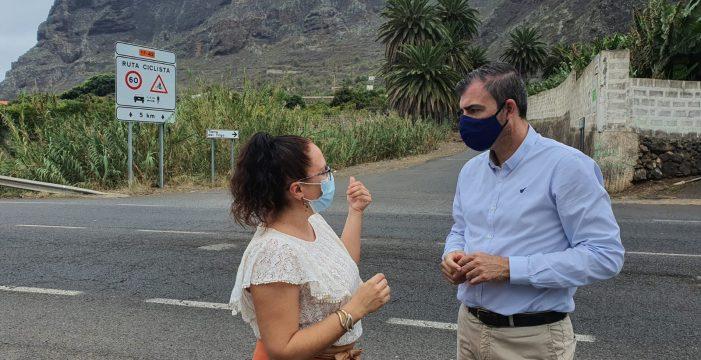 Manuel Domínguez demanda mejores servicios públicos para la isla baja