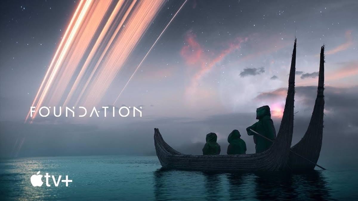 Tenerife acoge hasta final de mes el rodaje de la serie 'Foundation', de Apple TV+