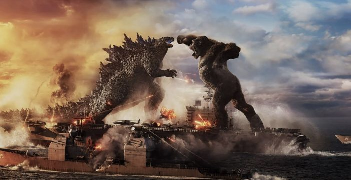 'Godzilla vs. Kong' y 'Monster Hunter', batalla de titanes en cartelera