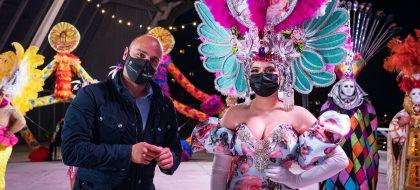 El Carnaval virtual afronta su última semana con la elección de las Guardianas