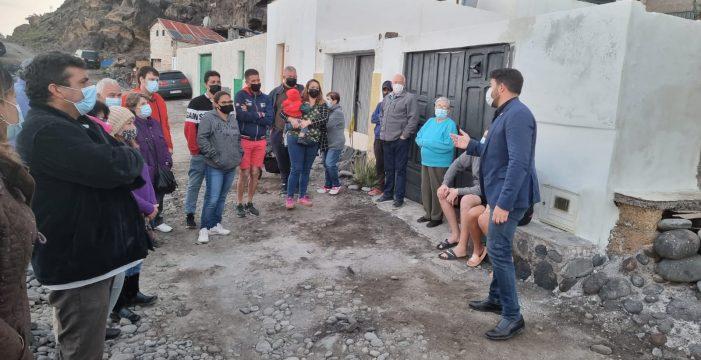 Las Bajas: otro desalojo en Güímar