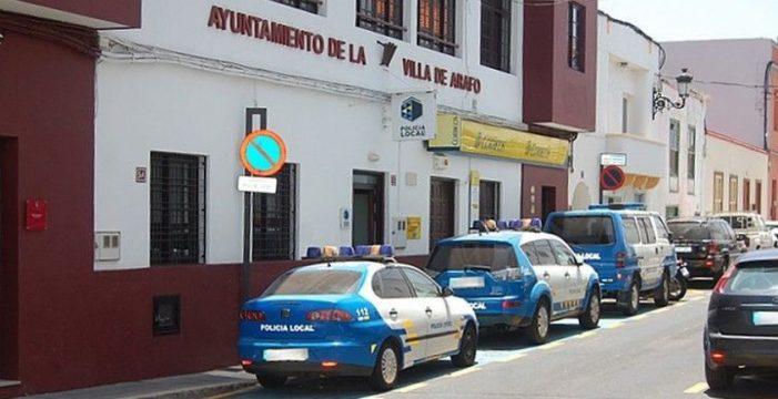La Policía Local de Arafo, sumida en denuncias y desavenencias