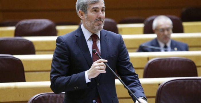 La táctica de Clavijo en el Senado: mociones destinadas al fracaso para difundirlas como desprecio a las Islas