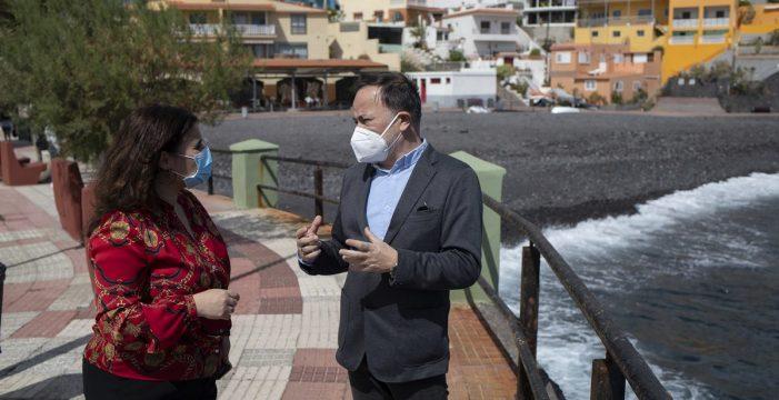 Dos millones de euros para el acondicionamiento del paseo de Las Caletillas