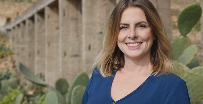 """Raquel Díaz: """"El alcalde de Güímar está haciendo lo que antes criticaba"""""""