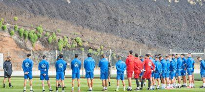 Un CD Tenerife muy tocado por  las bajas quiere encauzar el objetivo prioritario en Anduva
