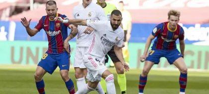 El Real Madrid sale líder de un gran Clásico (2-1)