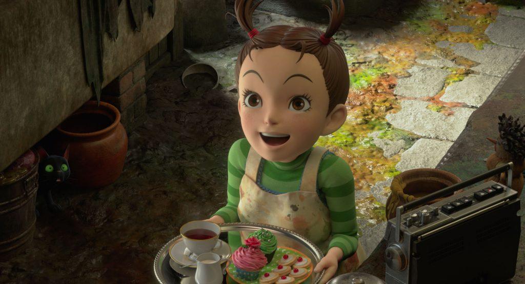 Con 'Earwig y la Bruja', el mítico Studio Ghibli apuesta por primera vez por la animación 3D.