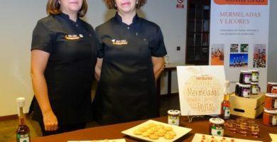 Hermanas Contreras, mermeladas y licores del Parque Rural de Teno