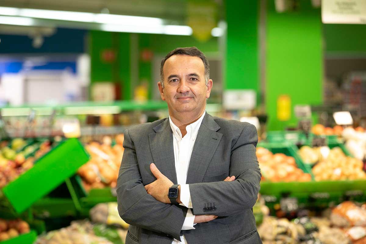 José Manuel Acosta, director de precios de HiperDino