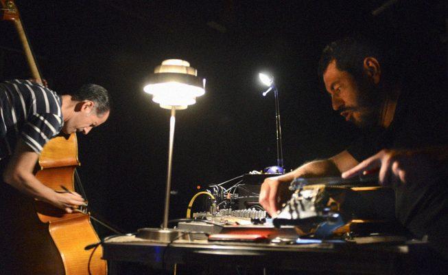 Manolo Rodríguez y Carlos Costa protagonizan en TEA 'Formas', un concierto de improvisación libre