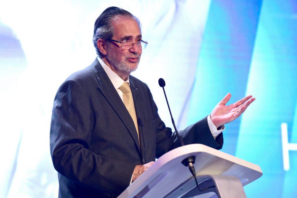 Miguel Henrique Otero, editor de 'El Nacional'. / SERGIO MÉNDEZ