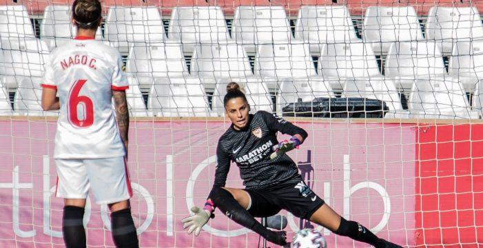 """Noelia Ramos: """"Me siento como una andaluza más por el calor y el cariño que me da el club y la afición sevillista"""""""