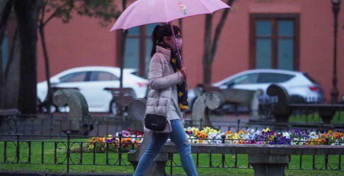 Adiós al buen tiempo: cielos nubosos y lluvias débiles en Canarias