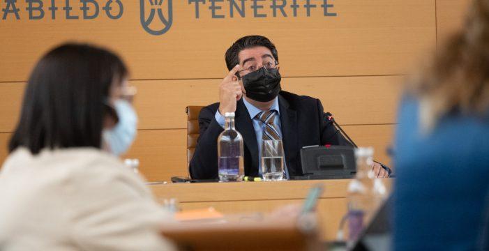 Martín ofrece recintos alternativos al cuartel de Las Raíces
