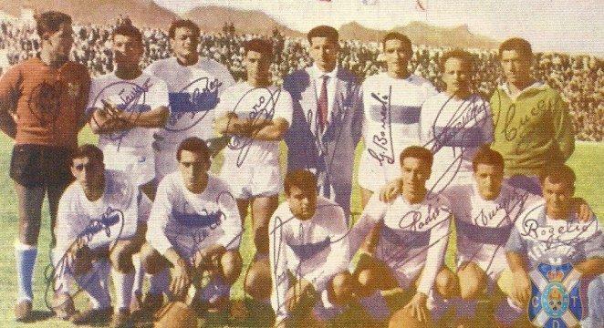 Hoy se cumplen 60 años del primer ascenso a Primera División