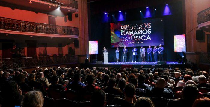 Los Premios Canarios de la Música tienen abierta su inscripción hasta el 30 de abril