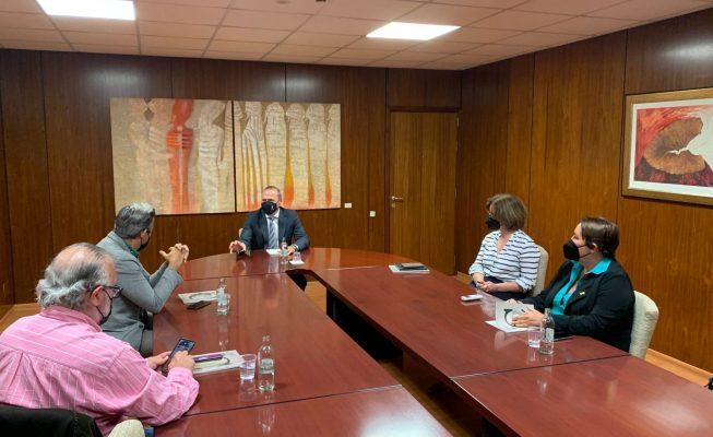 Las Palmas y Aimca suman esfuerzos para dar un impulso al sector cultural ante la crisis sanitaria