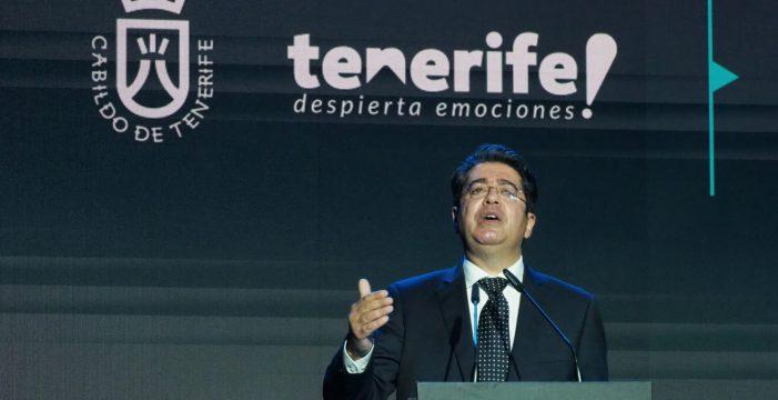 'Tenerife despierta emociones': la imagen de la recuperación turística