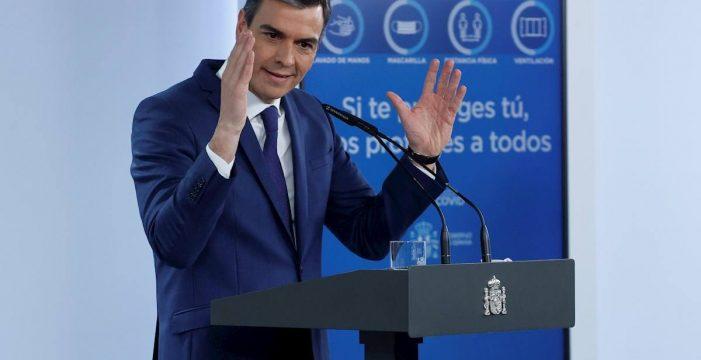 Sánchez ofrecerá vacunas a los países de la Cumbre Iberoamericana