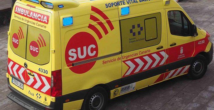 Un fallecido y una menor herida al caer por un barranco en Gran Canaria