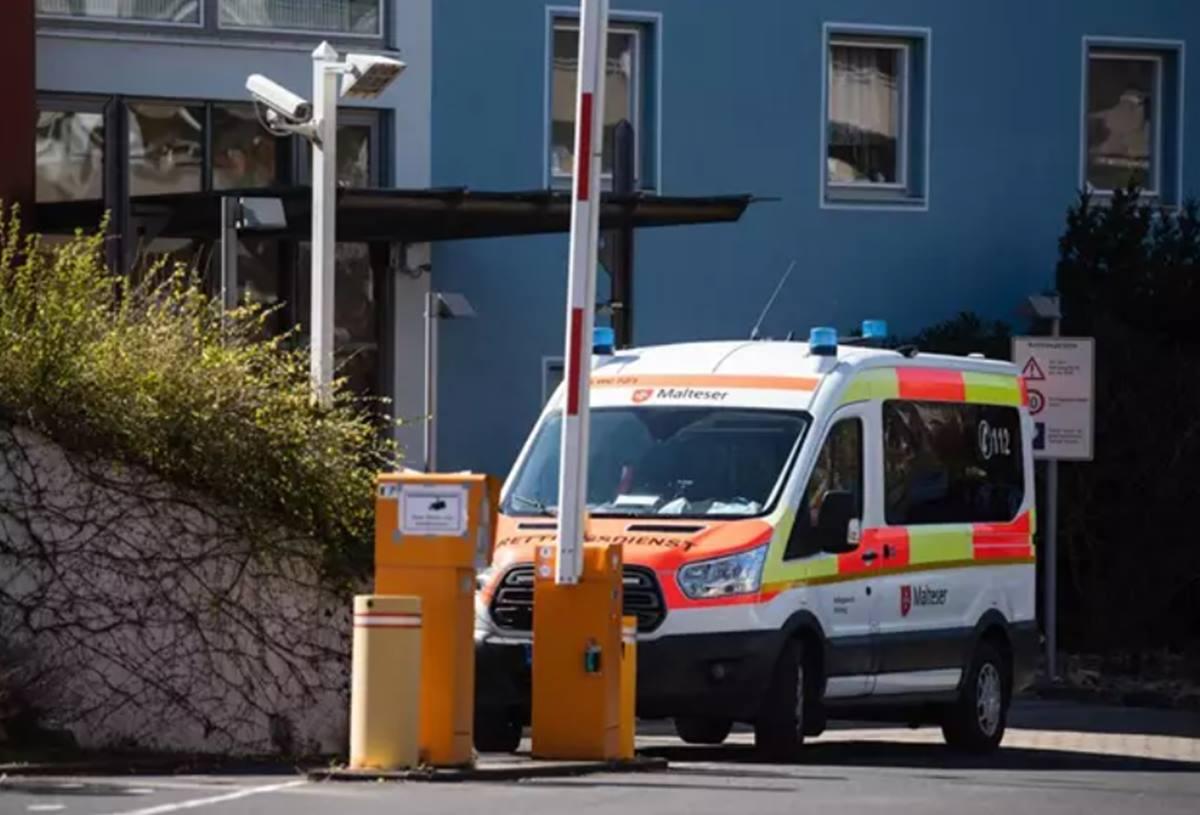 Archivo - Ambulancia en Alemania - Nicolas Armer/dpa - Archivo