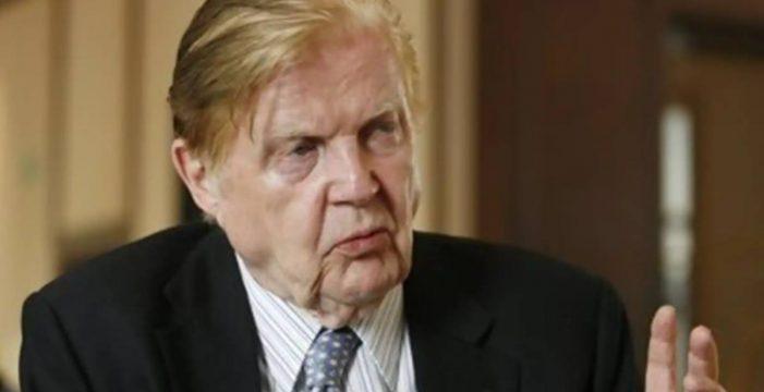 """Muere Robert Mundell, nobel de Economía y """"padre intelectual"""" del euro"""