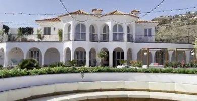 Esta es la lujosa villa canaria de 'Love Island', el nuevo 'reality' de Atresmedia