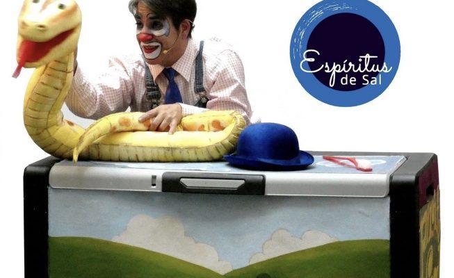 La ZALADEteatro inicia este sábado el ciclo 'Escena+Libro' con la compañía Espíritus de Sal y 'Conciertíteres'